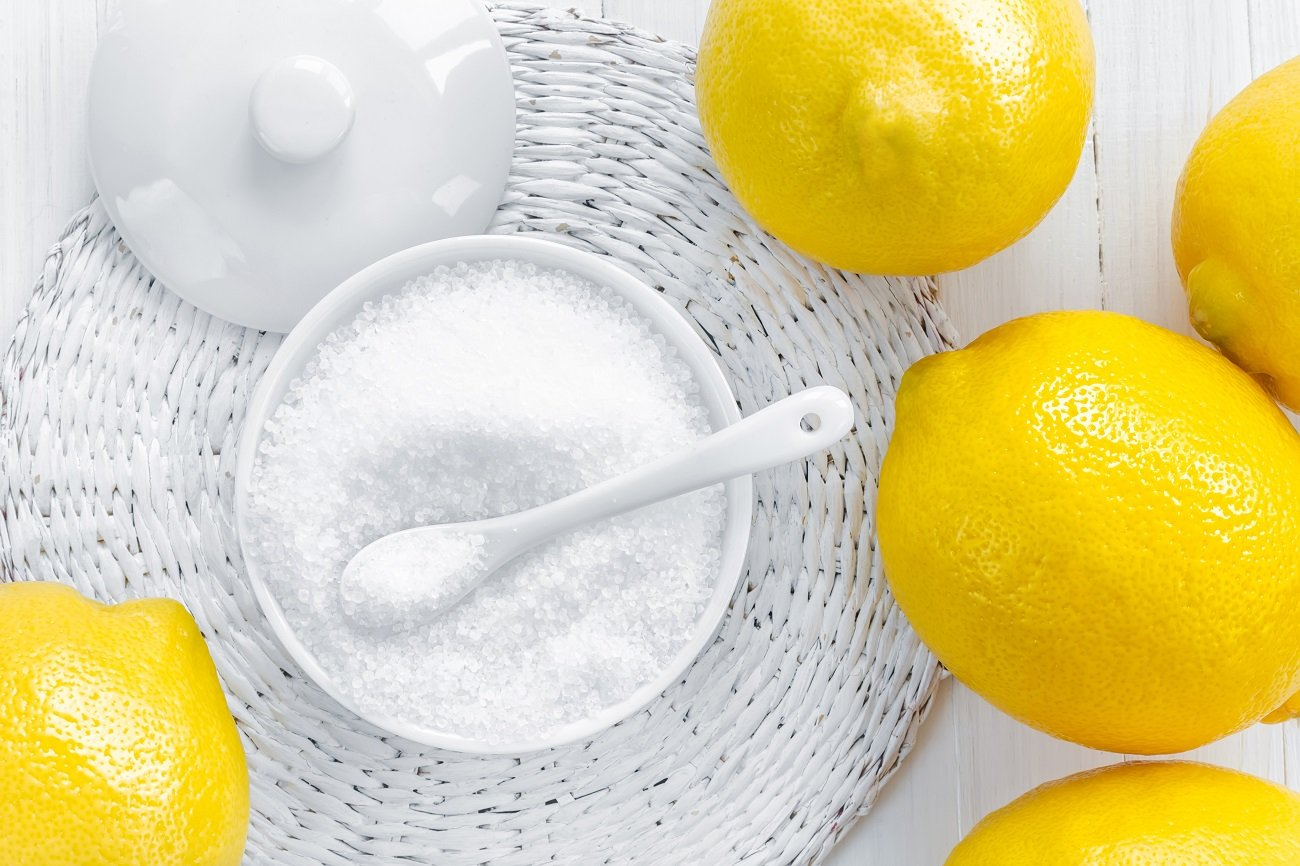 How To Green Clean These Five Household Items With Citric Acid