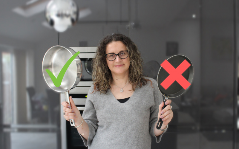 Why I Avoid Non Stick Cookware And Pans 3
