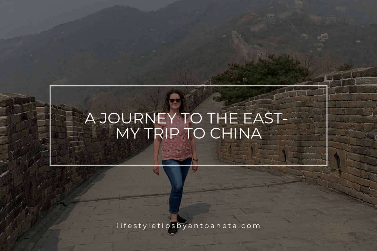 A Journey To The East My Trip To China and Canton Fair