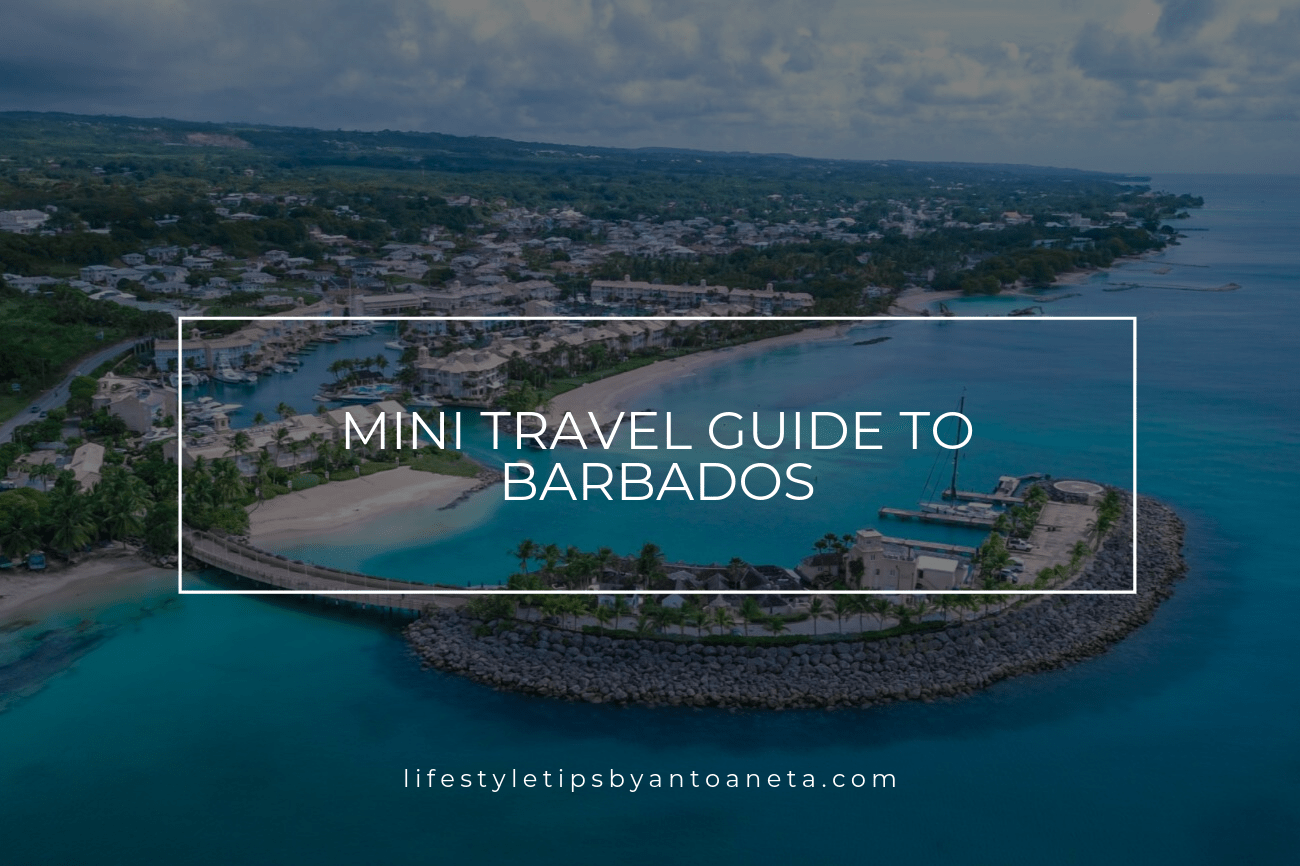 Mini Travel Guide To Barbados | My Trip to Barbados