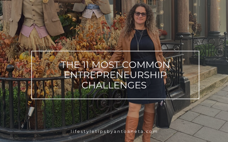The 11 Most Common Entrepreneurship Challenges - Business Ideas