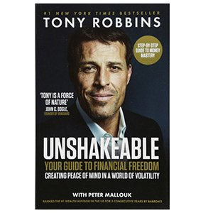 Unshakeable Your Financial Freedom Tony Robbins