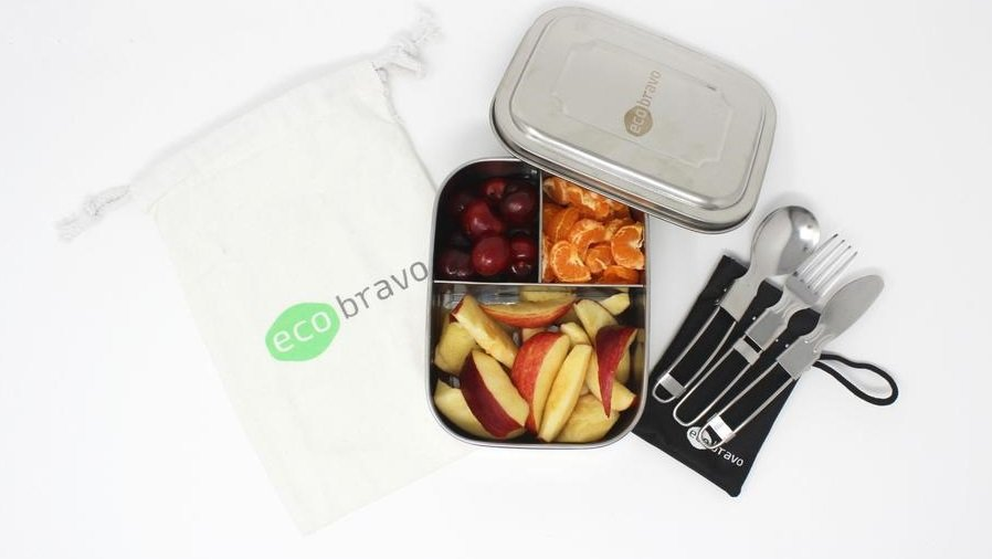 Stainless Steel Lunchbox Set