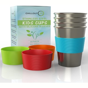 Stainless Steel Cups For Kids