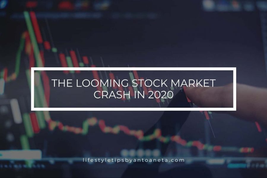 The looming stock market crash in 2020