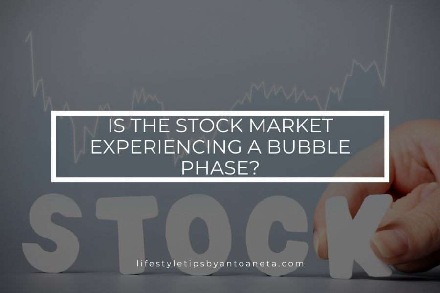 Is the Stock Market experiencing a Bubble phase?