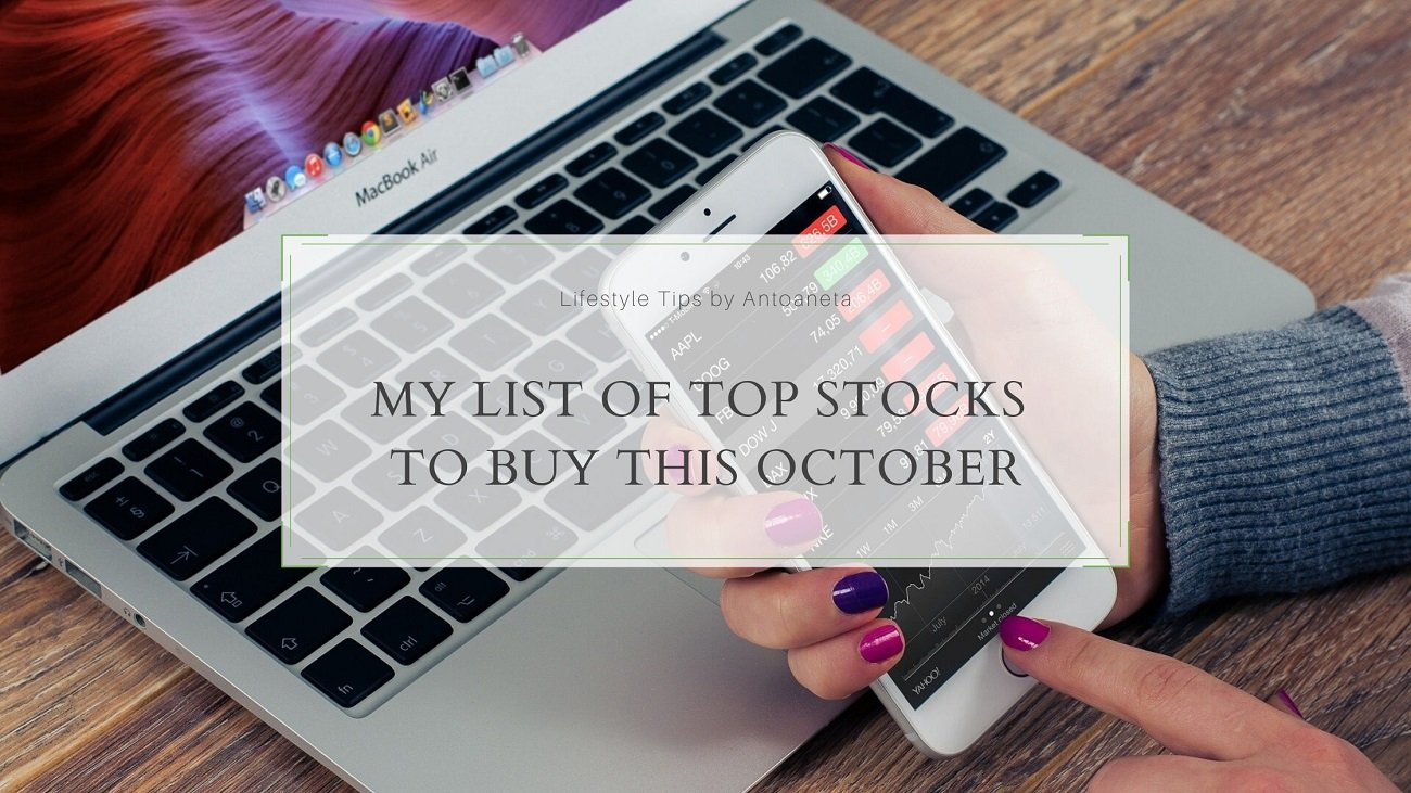 My List Of Top Stocks To Buy This October