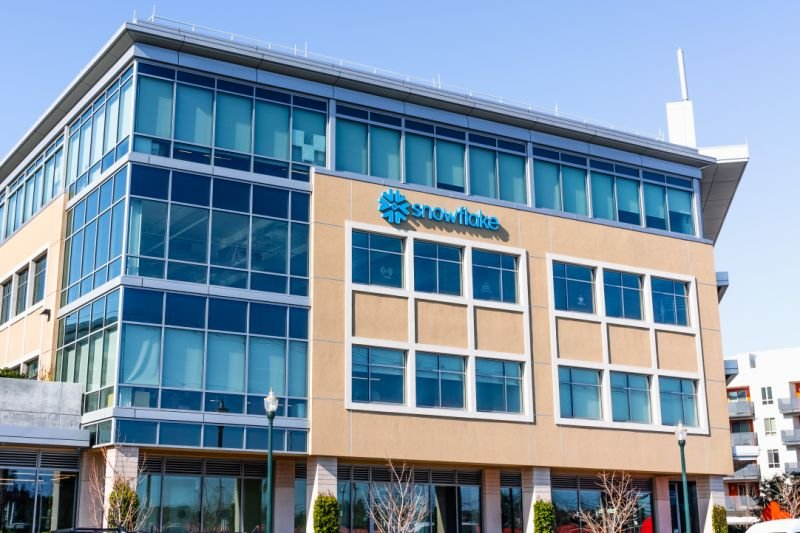 Snowflake Corporate Headquarters In Silicon Valley