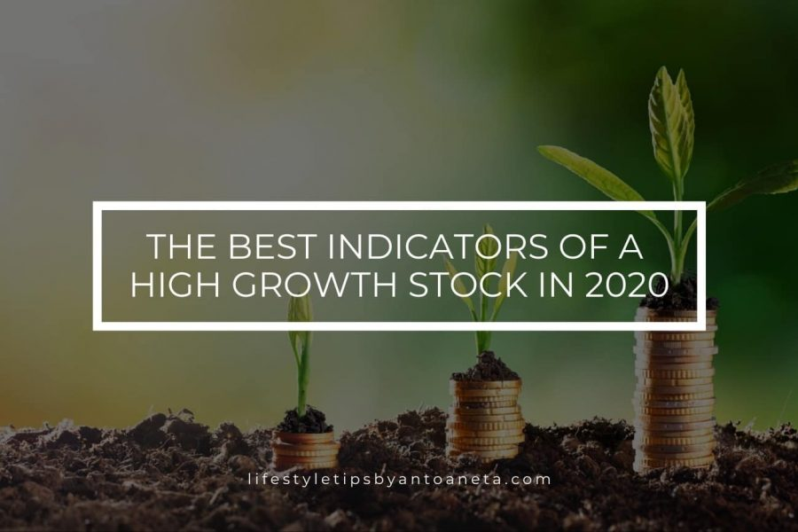 The Best Indicators of a High Growth Stock in 2020