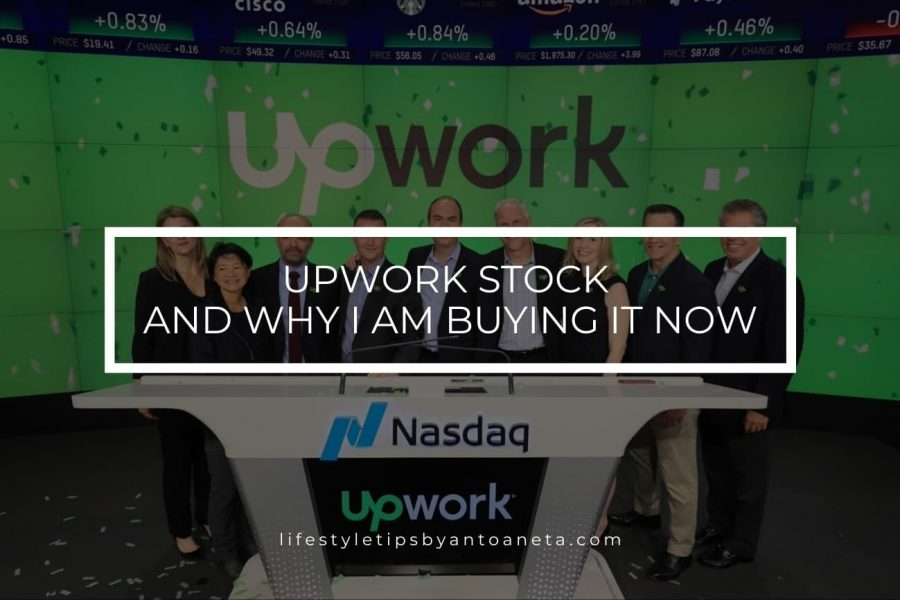 Upwork Stock And Why I Am Buying It Now