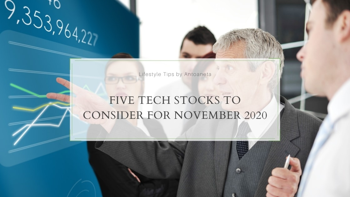 Five Tech Stocks To Consider For November 2020