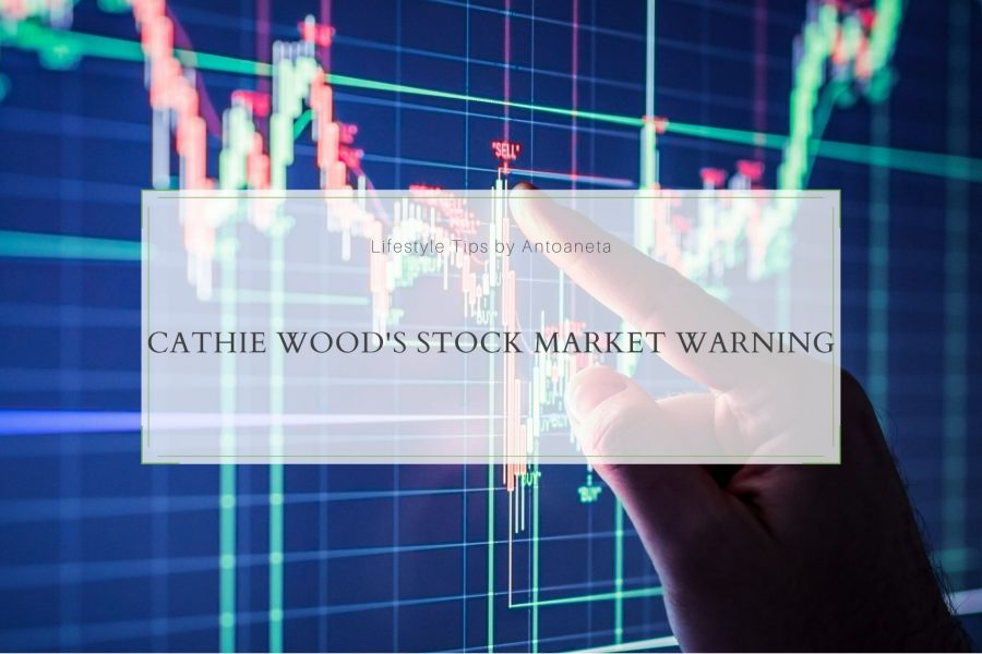 Cathie Wood's Stock Market Warning