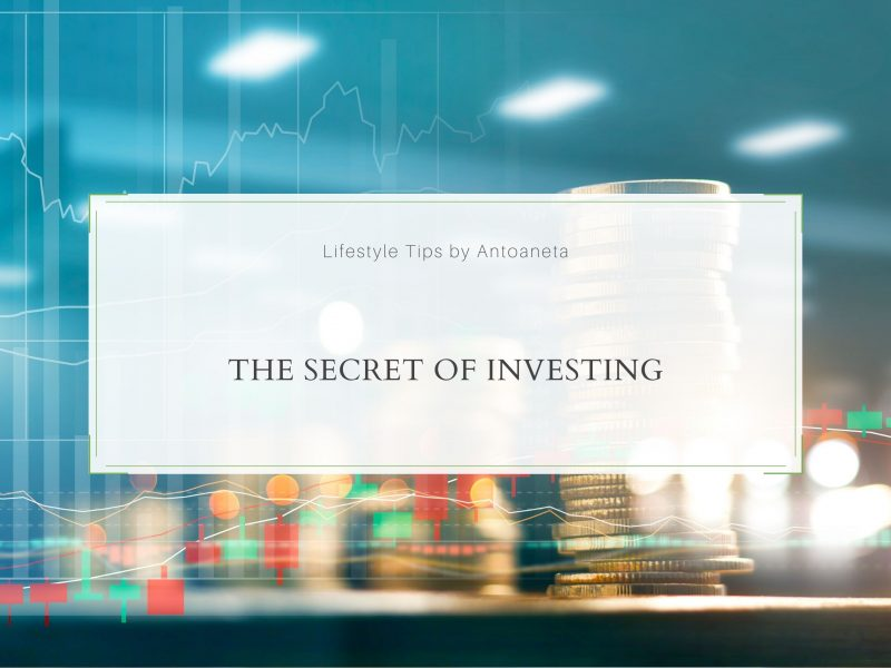 The Secret of Investing in 2021