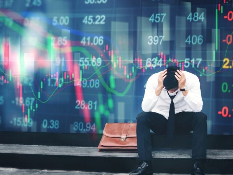 Take Action Or Be Silent, If A Stock Market Crash Is On Its Way