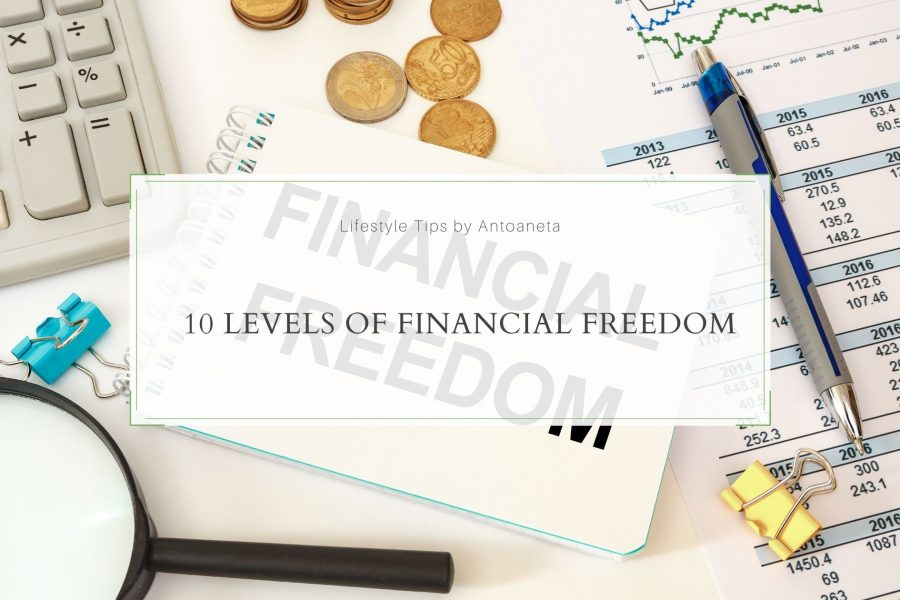 10 Levels of Financial Freedom