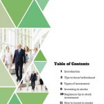 Beginners Guide To All Stock Purchases Ebook Table Of Contents